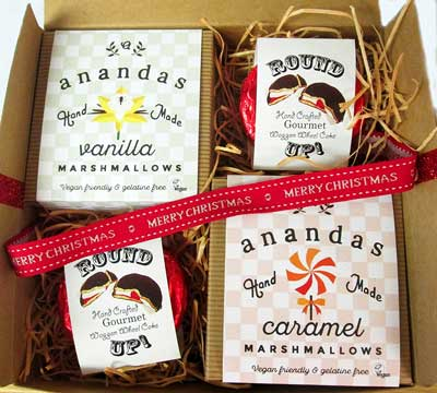 anandas foods chocolate