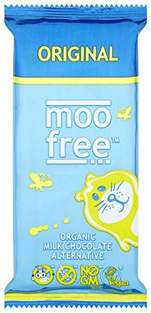 moo free chocolate
