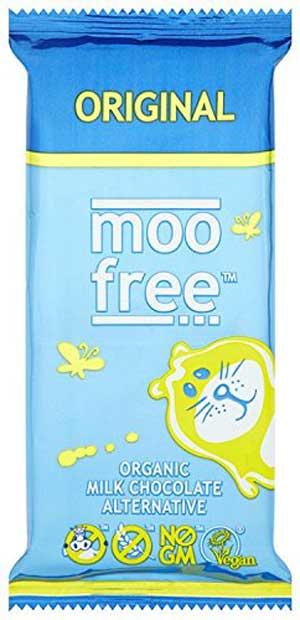 moo free chocolate