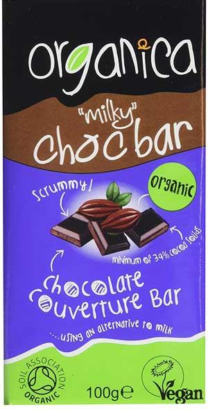 organica chocolate