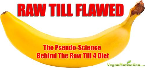 raw till 4 diet