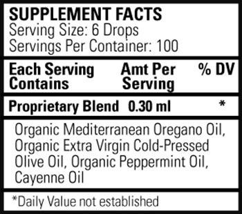 oregatrex ingredients