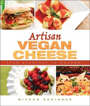 artisan vegan cheese book