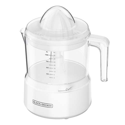 Black Decker Citrus Juicer