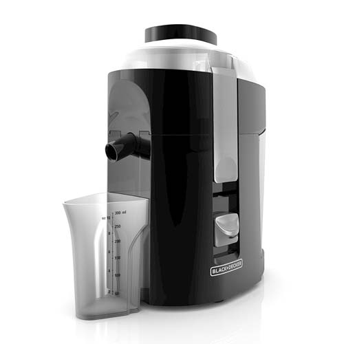 Black Decker 400 watt juice extractor