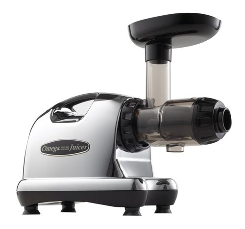 Omega-J8006- masticating juicer