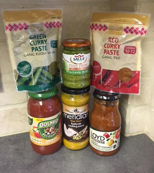 vegan pasta sauces