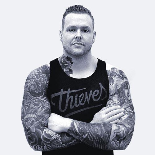 Rob Bigwood vegan