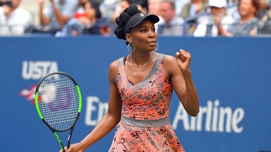 Venus Williams vegan